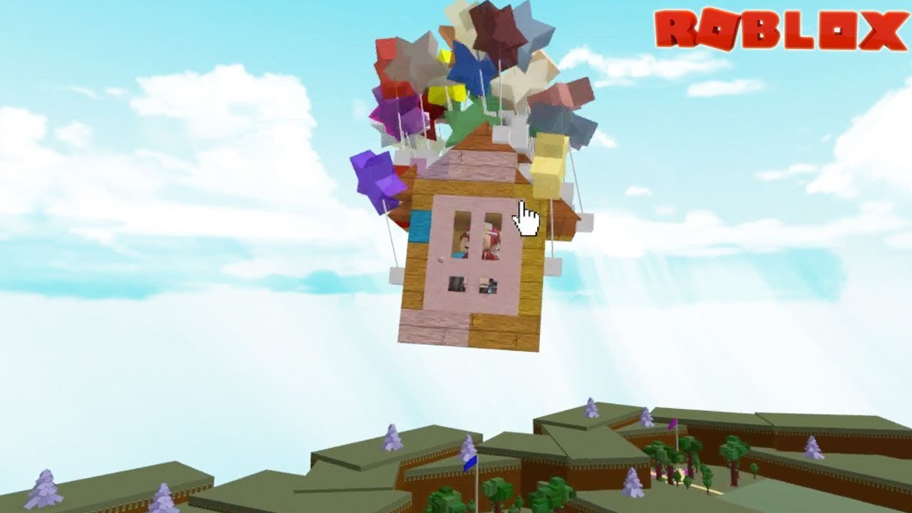 We Can Fly Roblox Build A Boat For Treasure Microguardian Our Boat Flew Building The Up House In Build A Boat To Treasure Roblox Youtube