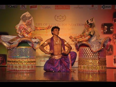 DELHI'ITES WITNESSES VIBRANT ART AND CULTURE OF NORTHEAST REGION