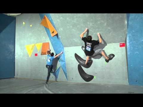 Escalade - Streaming Championnat de France de bloc 2016 - demi-finales