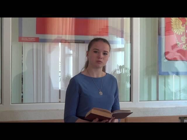 Изображение предпросмотра прочтения – ЛюдмилаБобрышова читает произведение «Клеветникам России» А.С.Пушкина
