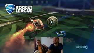 Beep Beep ... TOOT TOOT Rocket Leagues Part 1`