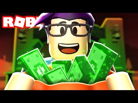 Thumbnail: Getting ROBUX for TRICK OR TREATING!!