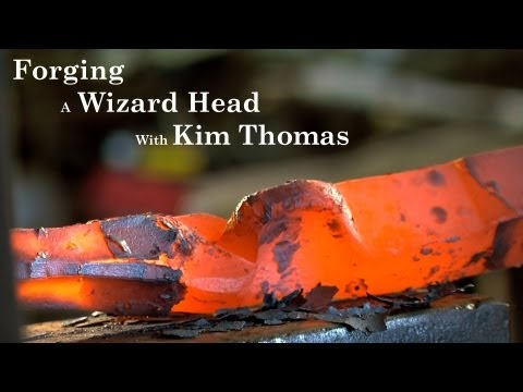 Amazing Blacksmith Forges A Wizard
