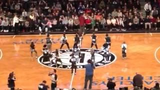 Brooklyn Nets Kids Dance Team