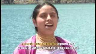 Pista Karaoke - Mandaj Dioslla Jatun Cangui; Coro La Paz de Dios 2016.
