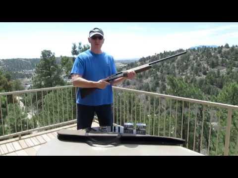 Browning Silver shotgun pattern testing, Invector Plus chokes, Hevi Steel,  Carlson