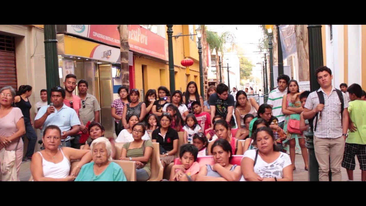 Año Nuevo Chino 2015 en la ciudad Piura