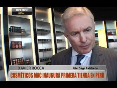 Cosméticos MAC inaugura primera tienda en el Perú