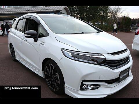 """2017 Honda Odyssey >> Honda Shuttle Hybrid Z """"Mugen Aero & Wheel Set"""" - YouTube"""