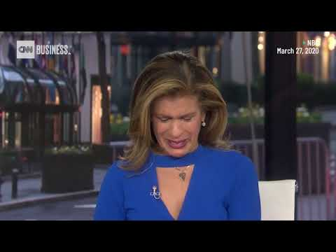 THIS MADE 'TODAY' HOST HODA KOTB BREAK DOWN IN TEARS