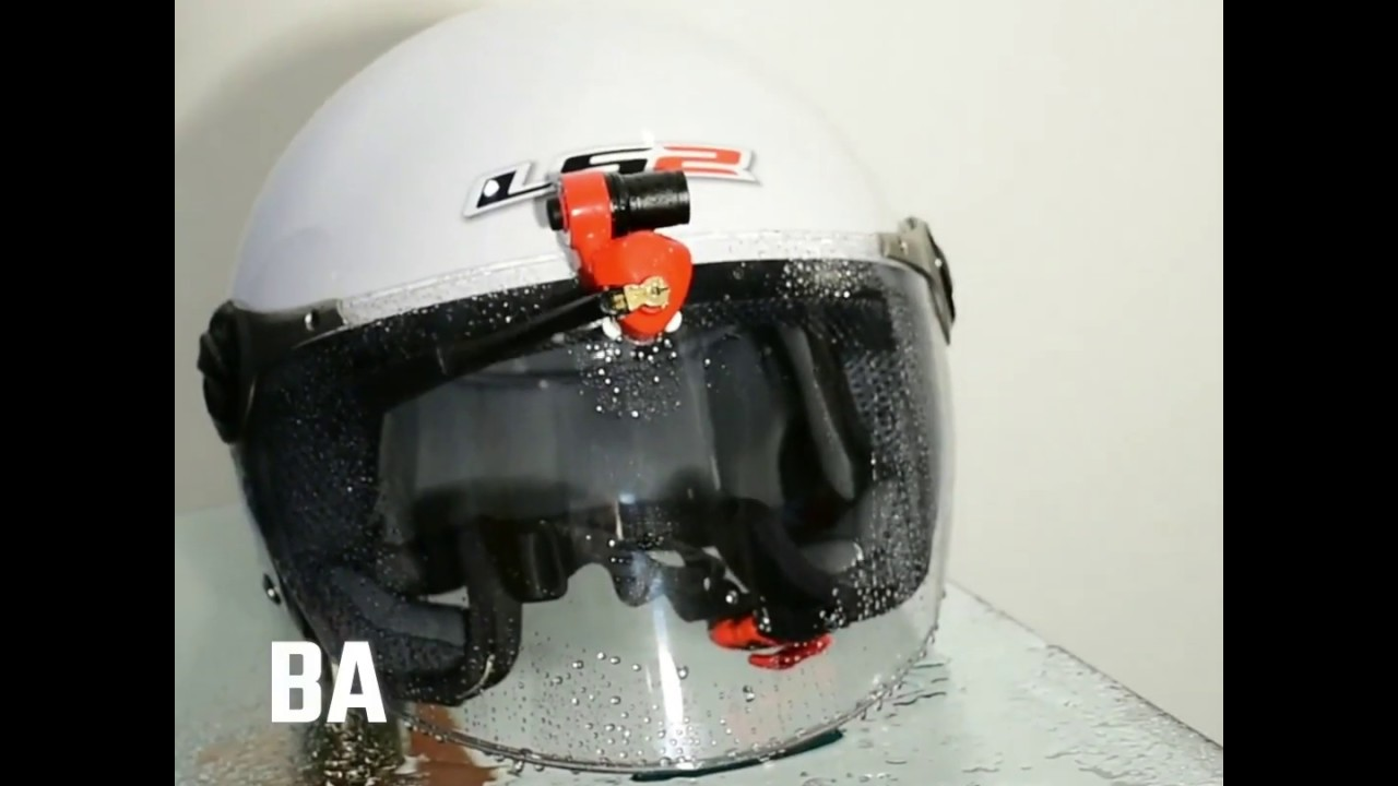 WiPEY is a tiny electric wiper, made for bikers - WiPEY