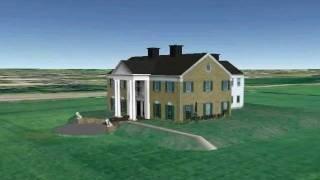 Graceland Randers, Google Earth 3D