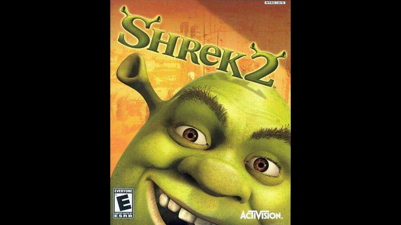 shrek 2 game intro
