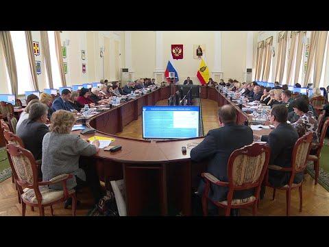 В Рязани обсудили план по предупреждению коронавируса в регионе