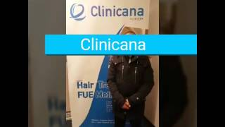 Testimonial of results after 1 year  from UK at Clinicana Istanbul, Turkey