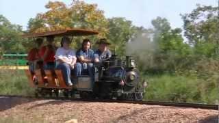 Wrc Video #16.1 - Impressive 15 In. Gauge Railways