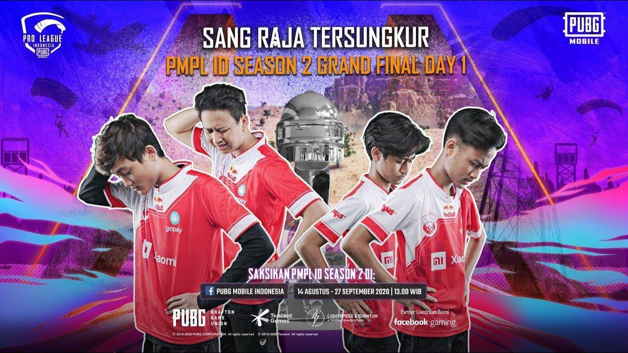 Awal Final Yang Buruk Untuk Bigetron RA - Grand Final PMPL ID Season 2 Day 1