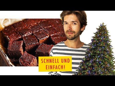 Sticky Gingerbread (Lebkuchen) - REZEPT und ANLEITUNG von Michael Buchinger! | Michis Küche