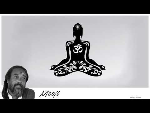 Mooji - Guided Meditatoin - Bringing Awareness