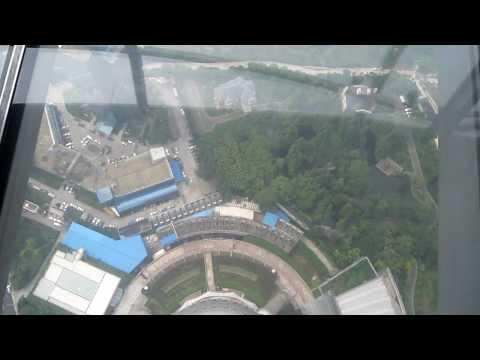 Oriental Pearl TV Tower...