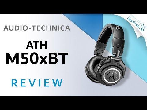 Audio Technica ATH-M50xbt Bluetooth Headphones Review