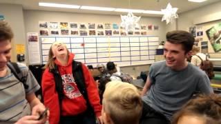 Kiss Me Video Mistletoe Video 2015 Centennial Calgary