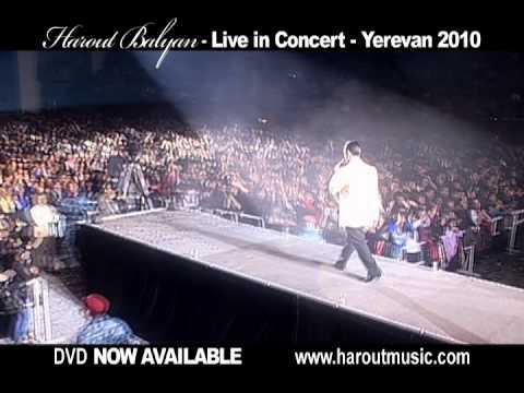 "Harout Balyan ""Piti Tanem Qez"" Live In Concert Yerevan"