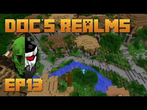 Docm77's Minecraft REALMS - Amazing Nature Builds by 3rd Generation