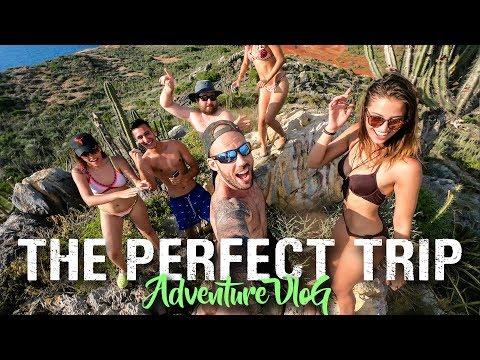 VENEZUELA ISLAND HOPPING  | Adventure Travel Vlog 2019