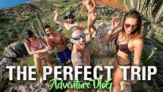 VENEZUELA ISLAND HOPPING  | Adventure Travel Vlog 2019