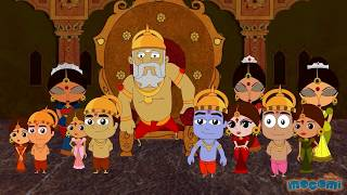 Ramayana : Story of Diwali in Hindi | Indian Mythological Stories from Mocomi Kids