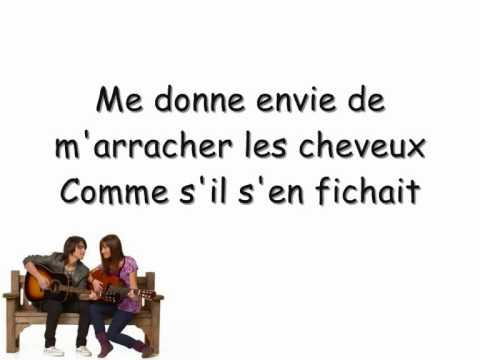 Wouldn't Change a Thing - Camp Rock 2 French .wmv
