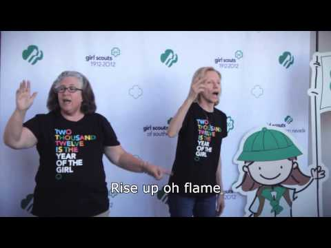 29 - Rise Up Oh Flame