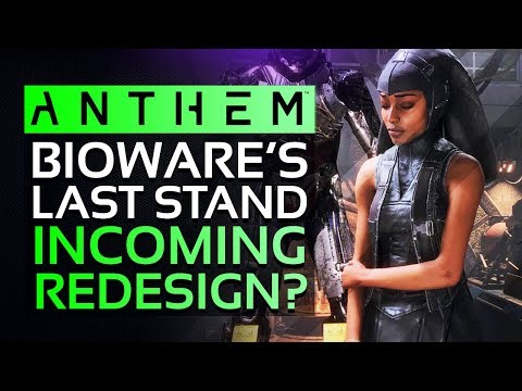Anthem NEWS | Bioware's Last Stand to Fix Their Game, Hiring Experts to Redesign Their Game