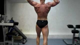 Результаты до и после - №181. Вес 93 3 кг, 3 июля: 9 дней сушки на диете 0 углеводов