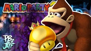 Mario Party 2: Horror Land ft. The Editors | The DK Curse (Part 3)