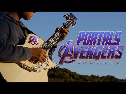 alan-silvestri---portals-(from-avengers:-endgame)-fingerstyle-guitar-cover