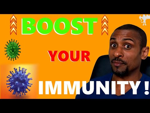 Essop's view: Strengthen your Immune System