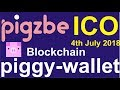 PIGZBE || What is Pigzbe || ICO UPDATE || piggy wallet not a piggy bank...