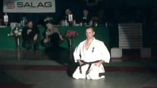 45 paolo i angelo miller pokaz tr krejpcio m karate vii mistrzostwa suwałki 2006r vr movie vro