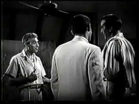 "MARKHAM:  ""ROUND TRIP TO MOZAMBIQUE"" Whitney Blake guest stars; 11-14-1959."