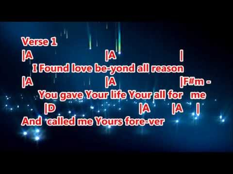 The time has come Karaoke, instrumental