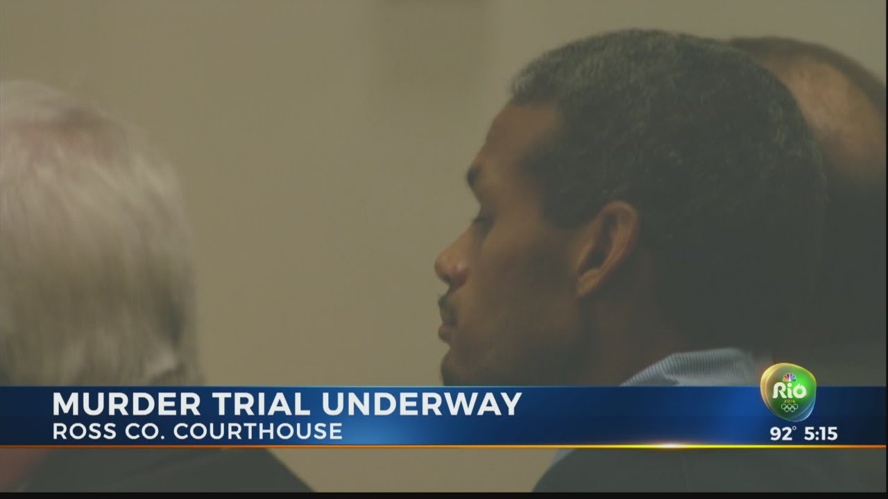 Trial continues for man accused of Ross County murder