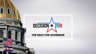 DECISION 2018: Polis and Stapleton face off in Colorado gubernatorial debate