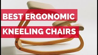 The Best Ergonomic Kneeling Chairs for Your Back (2018 Edition)!