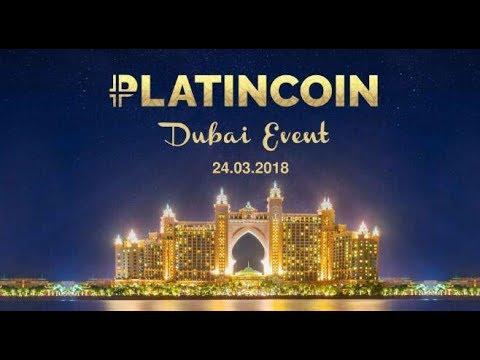 +++Platincoin Präsentation Deutsch Dubai 2018