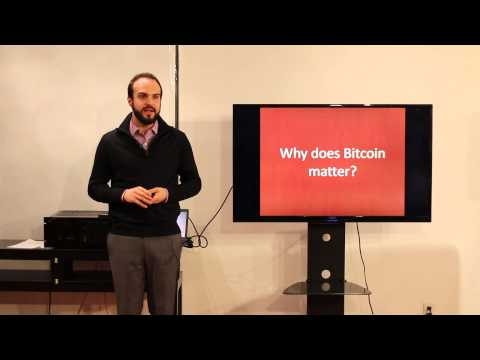 Bitcoin, The Distribution of Power & Trust  - Eric Spano