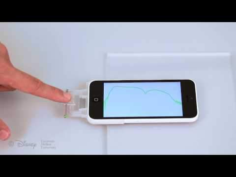 Acoustruments: Passive, Acoustically-Driven, Interactive Controls for Handheld Devices
