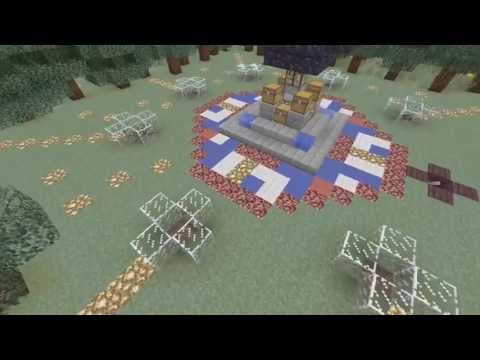 (Xbox 360 Minecraft Edition) - Mineville - Small Hunger Games World - w/ Map Download Link