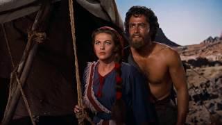 Moses Meets God- The Ten Commandments 1956